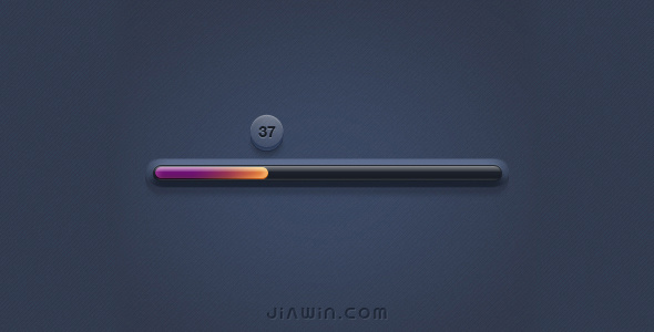 Modern-clean-progress-bar
